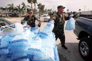 Hurricane Ice Relief