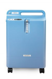 Oxygen Concentrator on Generator