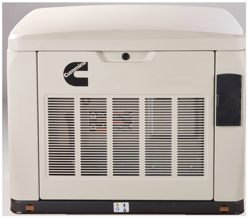 Cummins RS20A 20kW Generator New Design