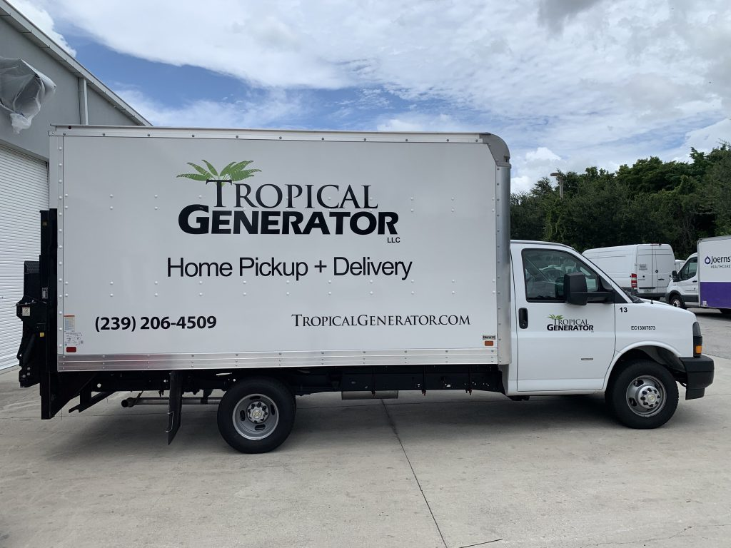 Naples Generator Home Delivery